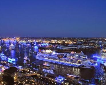 Hamburg Cruise Days: AIDA Cruises feiert die Hamburg Cruise Days 2014