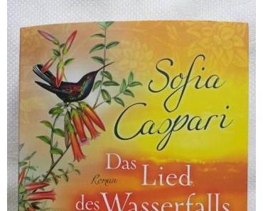 Das Lied des Wasserfalls von Sofia Caspari – Rezension