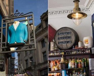 Burger, Bier & Schottenröcke – 2. Teil Edinburgh und seine Pubs