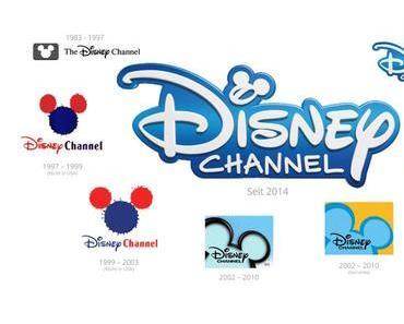 Neues Logo für den Disney Channel