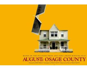 Review: IM AUGUST IN OSAGE COUNTY – Familiäre Abgründe im Stakkato