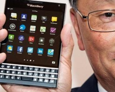 Blackberry Passport – Quadratisch, praktisch, gut?