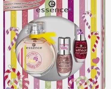 "Neu: essence ""fragrance sets"""