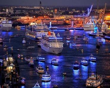 Hamburg Cruise Days: Rekord schon am ersten Tag, 180 000 Besucher im Hafen! Anfahrt und Parken!