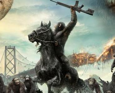 """Box Office Update: """"Guardians of the Galaxy"""" räumt mächtig ab. Wie steht es um """"Planet der Affen: Revolution"""" und """"Lucy"""" ?"""