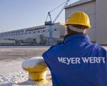 MEYER WERFT bündelt Kräfte mit STX Finnland  - und bestätigt mein Schiff 5 und 6