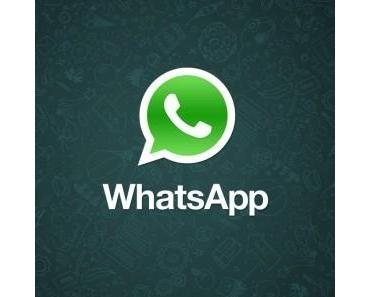 WhatsApp: Update verärgert Benutzer