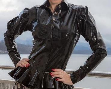 Fashionlook am Wörthersee – Ana Alcazar Rock und Jacke