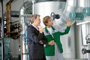 Energieberatung in Unternehmen hilft Kosten zu reduzieren