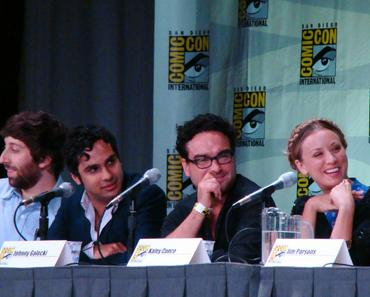 The Big Bang Theory: Einigung im Gehaltsstreit - Beginn der Dreharbeiten zu Staffel 8