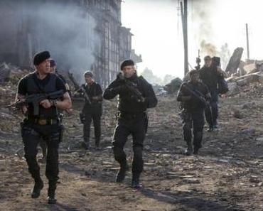 """The Expendables III"" von Patrick Hughes"