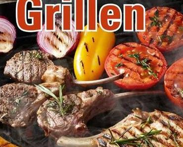 Rezension: Party Grillen aus dem Dr. Oetker Verlag