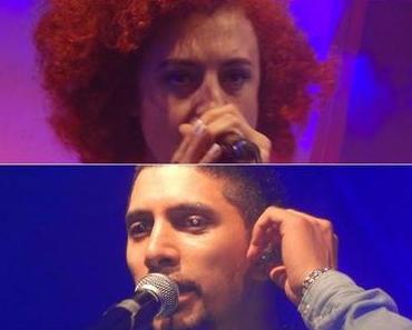 ANDREAS BOURANI & MARIE MARIE Live im Zirkuszelt der Breminale