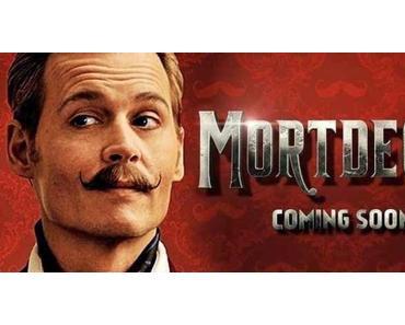 Trailerpark: Johnny Depp als MORTDECAI - Der erste, vielversprechende Teaser Trailer zur Komödie