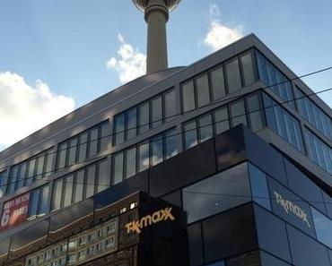 Neuer TK Maxx unter dem Fernsehturm