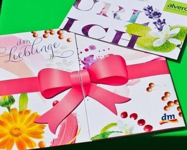 dm Lieblinge Box August 2014, Unboxing, Review - Alverde wird 25 Jahre alt!