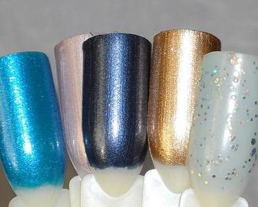 Catrice Le Grand Bleu - Die Nagellacke [Review]