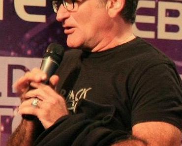 Robin Williams wurde beigesetzt - Hollywoodstar wird bei den Emmys 2014 geehrt