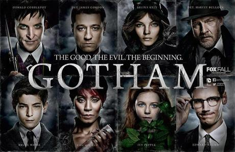 "Coming Attractions: Neue Previews zu den kommenden Serien ""Gotham"" und ""Flash"""