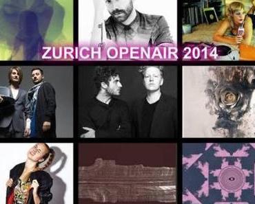 Festival Preview: Zürich Openair (ZOA) 2014