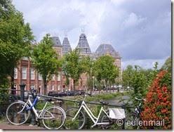 Mein Urlaub in Amsterdam, Teil 1