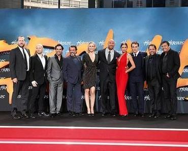 Kino-TVNews- Hercules - Europapremiere, Premieren- und Extended Trailer