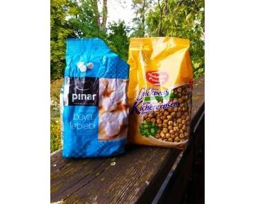 Geröstete Kichererbsen – Leblebi – Ein gesunder Snack zum Abnehmen