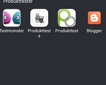 Blogger - App