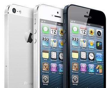 Apple meldet erneut Fehler beim iPhone 5