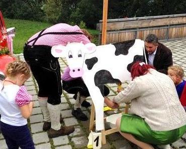 """DIY // hochzeits-outdoor-spiele oder wie man """"kuh ulla"""" melken kann"""