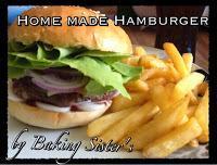 Immer wieder Sonntag oder unsere Home Made Hamburger