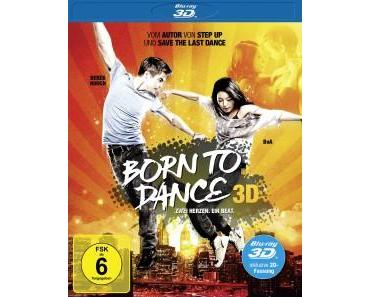 "Filmkritik ""Born to Dance"" (Blu-ray)"
