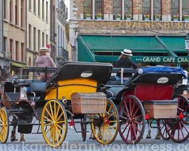 Auf kulinarischer Entdeckungsreise (8): Brügge/Belgien – Sightseeing rund um Marktplatz und Belfried