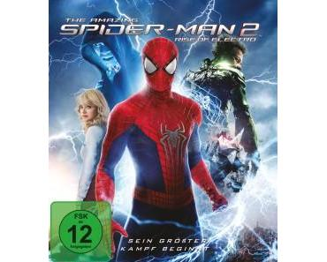 "Filmkritik ""The Amazing Spider-Man 2″ (Blu-ray)"