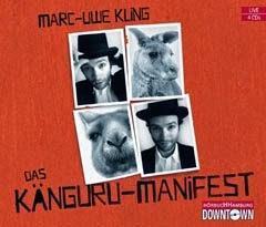 Das Känguru Manifest von Marc-Uwe Kling