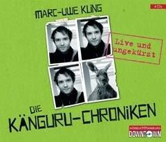 Die Känguru Chroniken von Marc-Uwe Kling