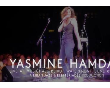 Yasmine Hamdan live @ MusicHall Beirut Waterfront (Video)
