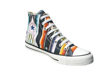 #Converse Chuck Taylor All Star #Chucks Multi Color 144684 Gestreift HI