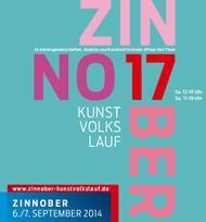 Kultur in Hannover Anfang September (2014): Zinnober-Kunstvolkslauf, Tanztheater, Chopin und und und ...
