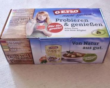 Testpäckchen von Gefro