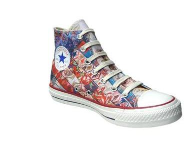 #Converse Chuck Taylor All Star Forale Flower  #Chucks Multi Color 544836 HI mit Blumenprint