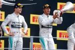 Formel 1: Hamilton siegt nach Rosberg-Fehler