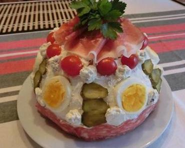 Brot-Torte