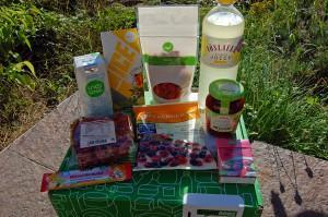 Unboxing Brandnooz Vital Box August 2014