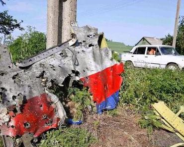 Was wurde aus MH 17? Bundesregierung verweigert Abgeordneten das Ergebnis eines Tatbeweises vorzulegen