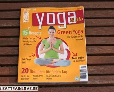 Detox-Getränke selber machen – Meine Rezeptstrecke in der Yoga&bio