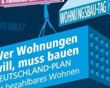 """""""Deutschland-Plan"""":  87 Mrd. Euro verdeckte Subventionen für die Immobilienwirtschaft"""