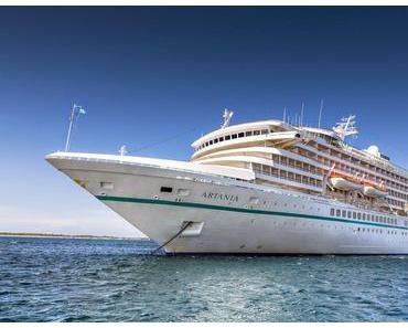 Phoenix Reisen Werft News: MS Artania ab Ende des Jahres mit vielen Upgrades!