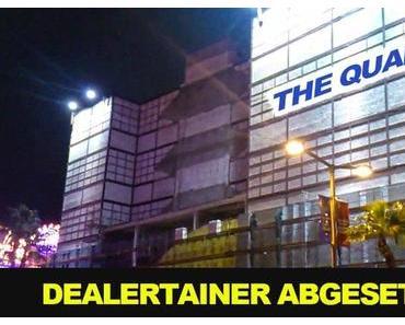 Quad setzt Dealtainer ab
