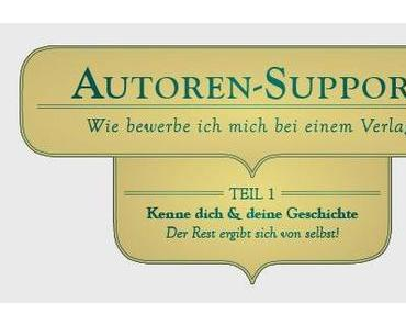 Autoren-Support // Wie bewerbe ich mich bei einem Verlag // Teil 1